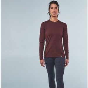 NWT REI mid-weight baselayer crew top